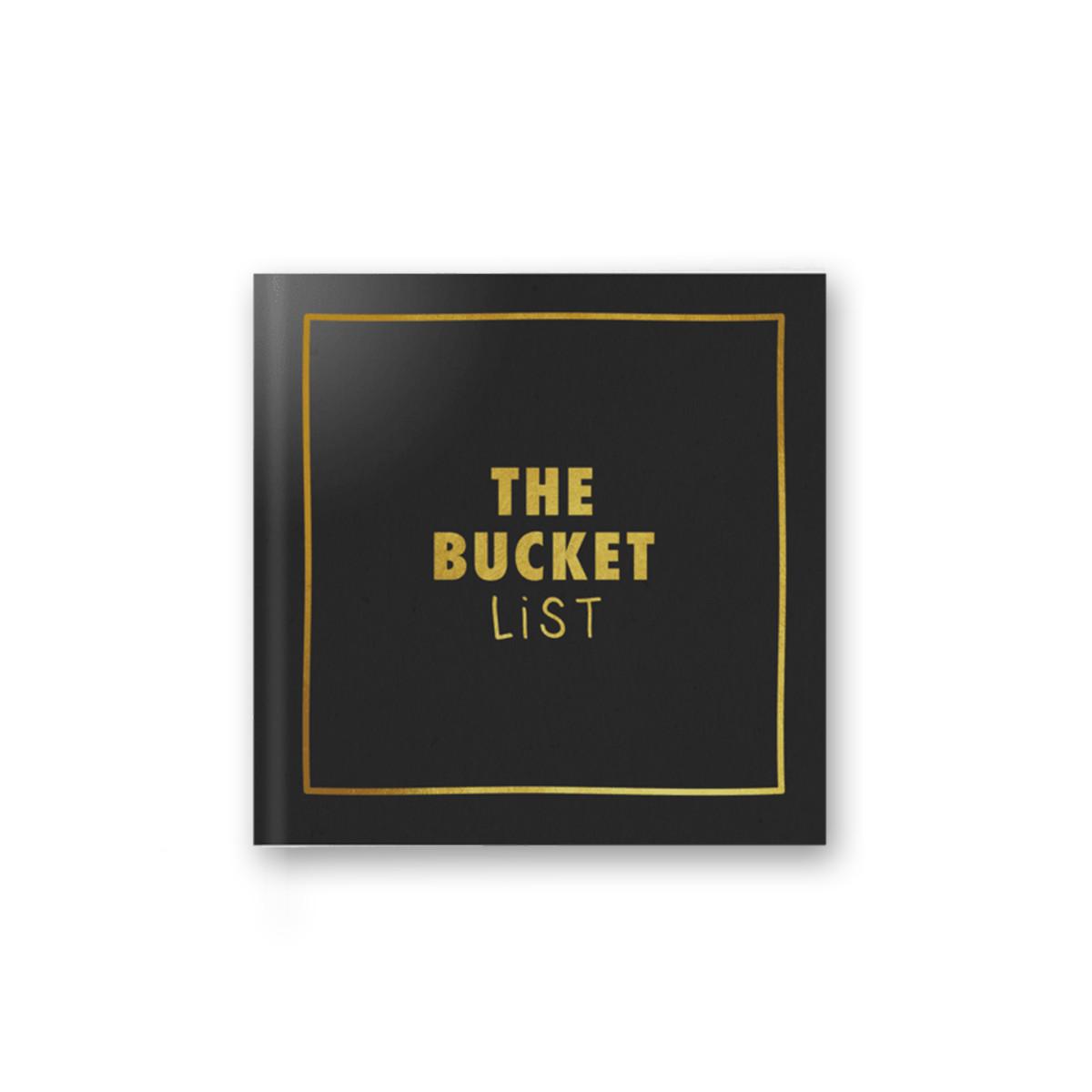 Gorsh Net Bit Cora De Actividades Bucket List Negra # Bitacora Muebles